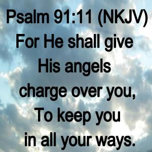 psalm 91 11